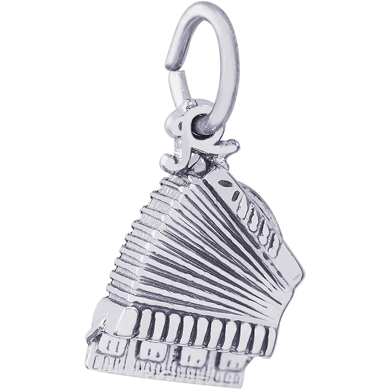 Rembrandt Charms Accordian Charm