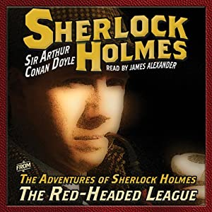 The Adventures of Sherlock Holmes: The Red Headed League Audiobook