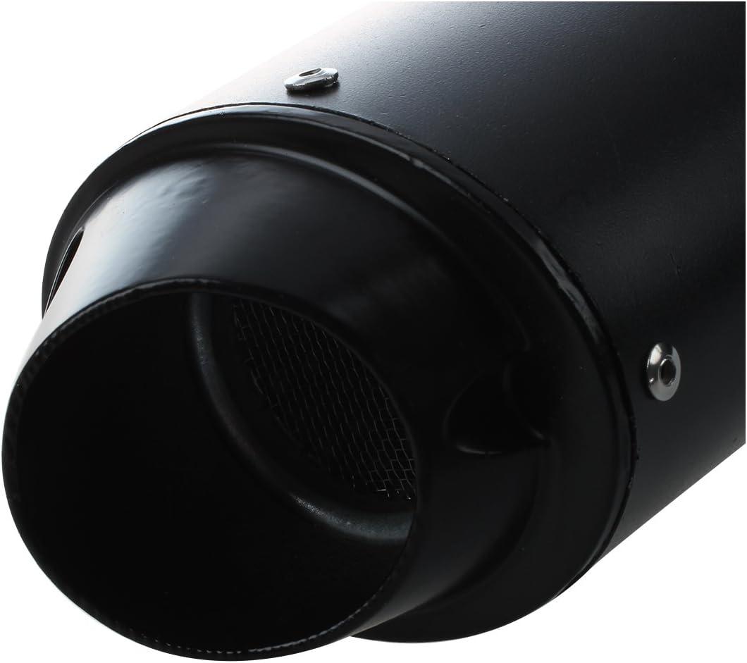 Tiamu Motorcycle Racing Exhaust Muffler Silencer For 125 150 160cc Dirt Pit bike ATV