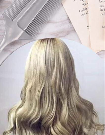 Peine Cepillos de color de cabello Peluquería profesional ...