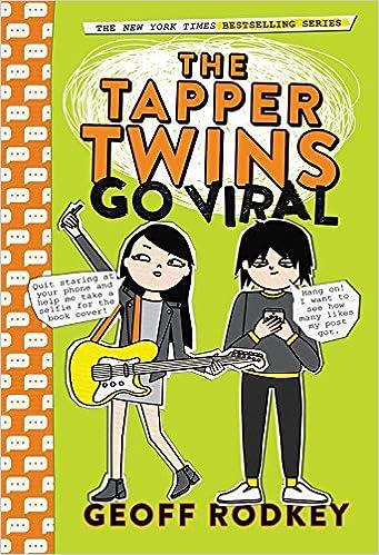 The Tapper Twins Go Viral: Amazon.es: Geoff Rodkey: Libros en idiomas extranjeros