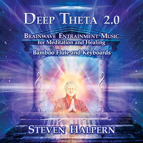 Deep Theta 2.0: Brainwave Entrainment Music For Meditation And Healing 61ru5WnsmYL
