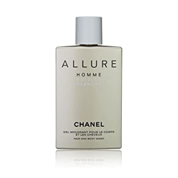 54635e51 Chanel Allure Homme Edition Blanche Hair & Body Wash - 200ml/6.8oz ...