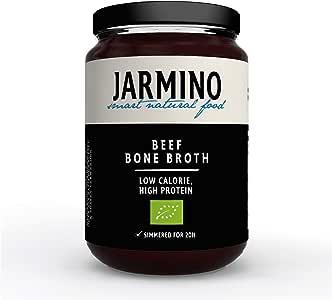 Caldo de hueso de carne (6x 350ml) | orgánico | ganado