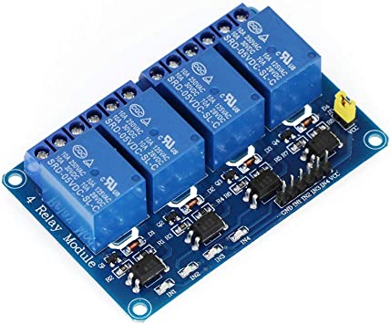 2pcs 5V Eight 8 Channel Relay Module With optocoupler PIC AVR DSP ARM Arduino