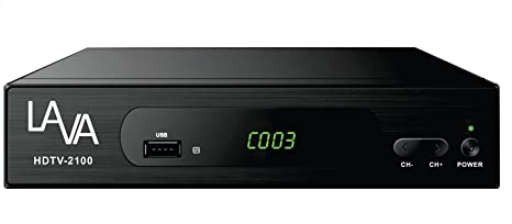Review HD DVR/Converter Box with