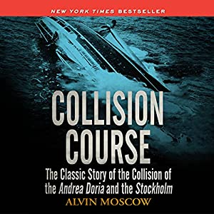 Collision Course Audiobook