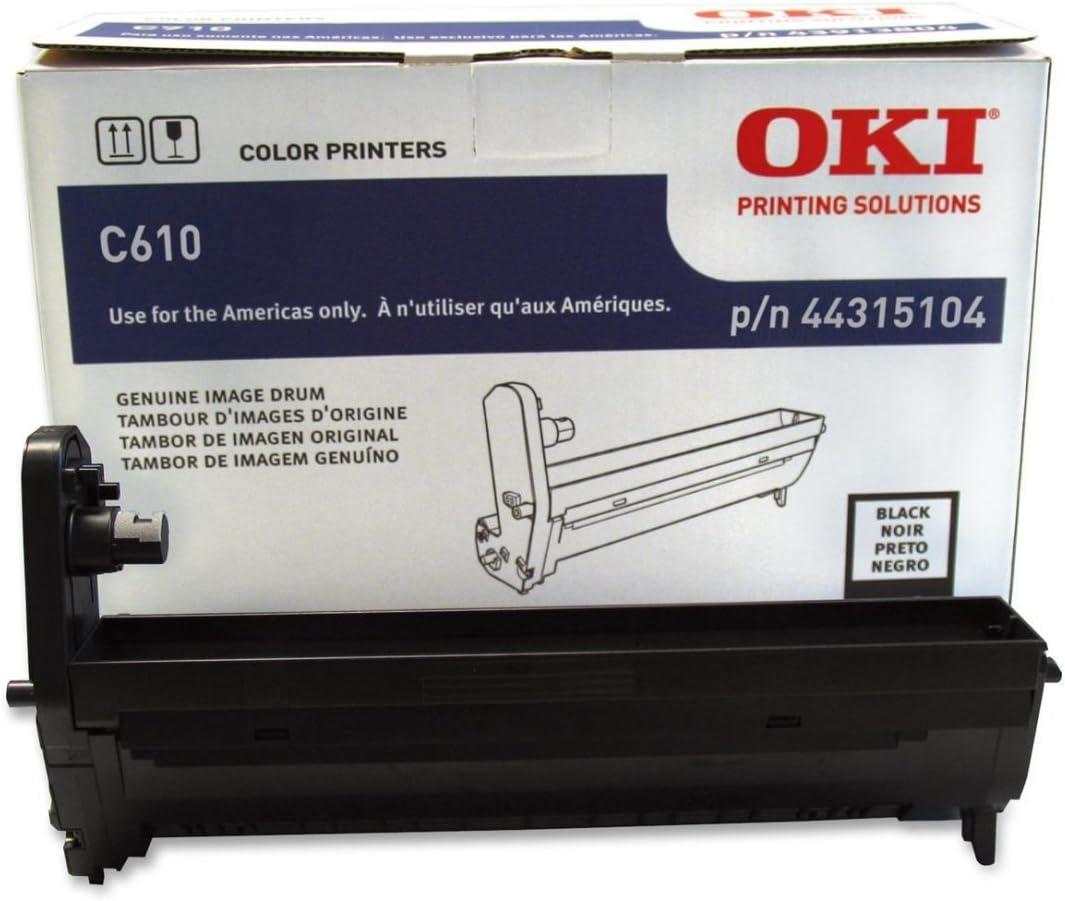 Okidata C610 Series Black Image Drum