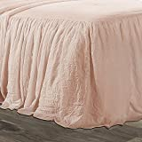 Lush Decor, Blush Ruffle Skirt 3 Piece Bedspread
