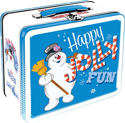 (Aquarius Frosty The Snowman Gen 2 Tin Storage Fun Box)