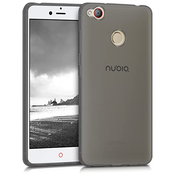 the best attitude d96d7 ed527 Amazon.com: kwmobile Crystal Case for ZTE Nubia Z11 Mini s - Soft ...