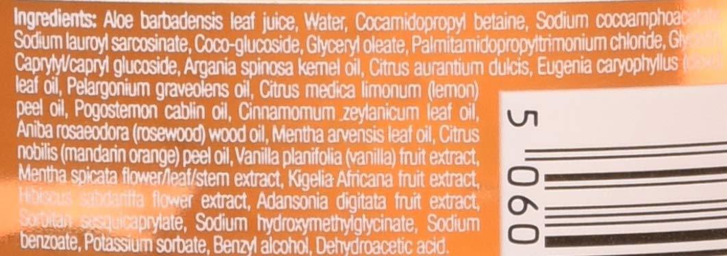 Dr.Organic Bioactive Haircare - Aceite de Argán Orgánico, Champú, 265 ml: Amazon.es: Belleza