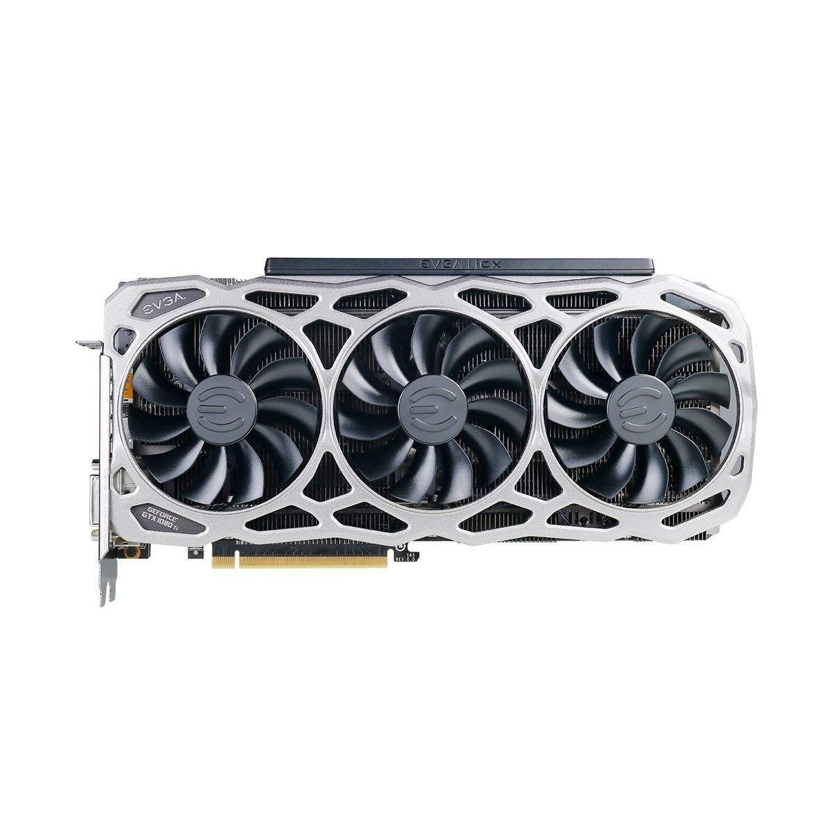 Amazon.com: EVGA GeForce GTX 1080 Ti FOUNDERS EDITION GAMING ...