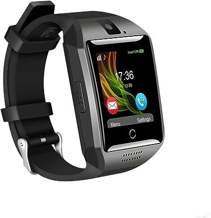 Amazon.com: Bugear Q18 - Reloj inteligente deportivo con ...