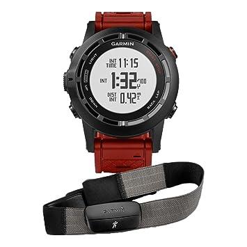 Garmin Fenix 2 Performer Pack Edición Especial - Reloj con GPS (incluye pulsómetro HRM RUN