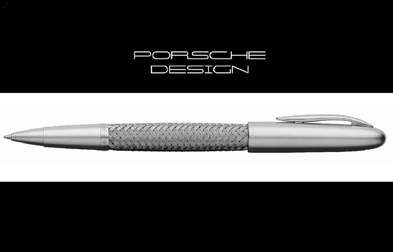 Porsche Design acero de alta calidad Bol/ígrafo roller