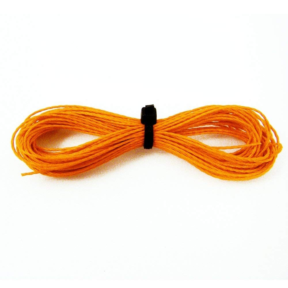 ASR Tactical Kevlar 200lb Strength Hobby Sport Survival para Cord - 25ft Orange