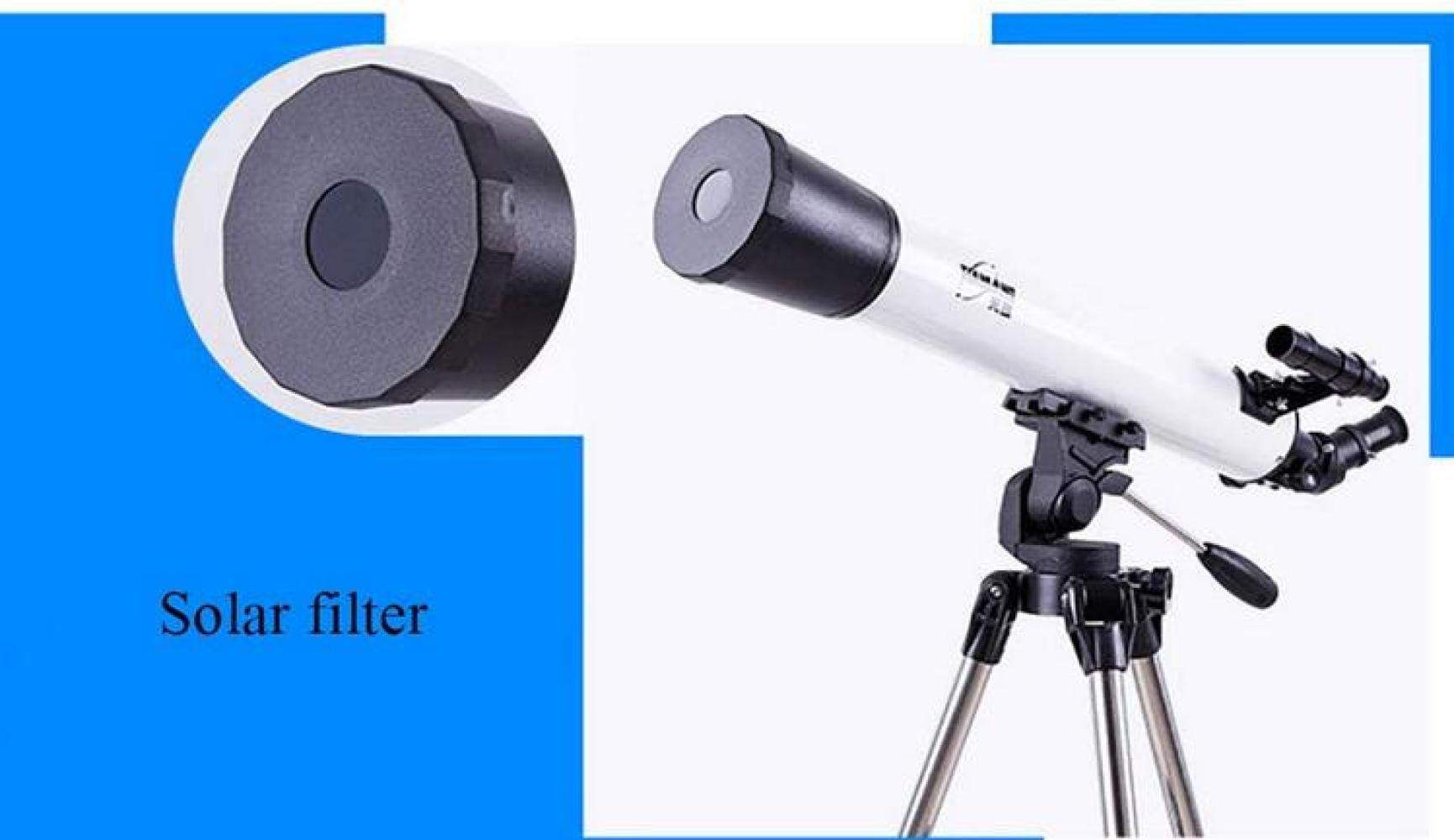CTO Telescope Advanced Science Student Set Educational Discovery School with Tripod and Many Accessories,A,Telescope by CTO (Image #8)