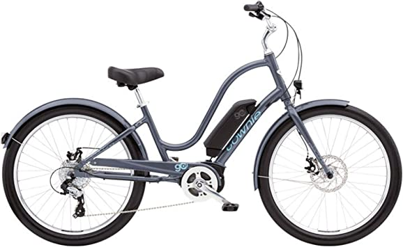 Electra Townie Go - Bicicleta para mujer 8D - Bicicleta eléctrica ...