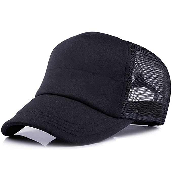 MIOIM Gorro Ajustable para Niños Gorra para Niños Gorra para el Sol  Sombrero para el Sol Gorra de Béisbol Sombrero DIY Mezcla de Algodón  Amazon .es  Ropa y ... 40d5c0adb87