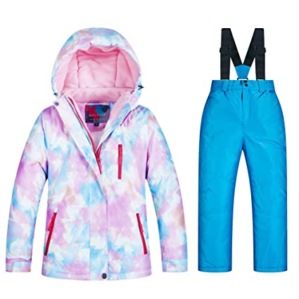 394c33460f20 Amazon.com   LyhomeO Boys Girls Ski Jacket High Windproof Waterproof ...