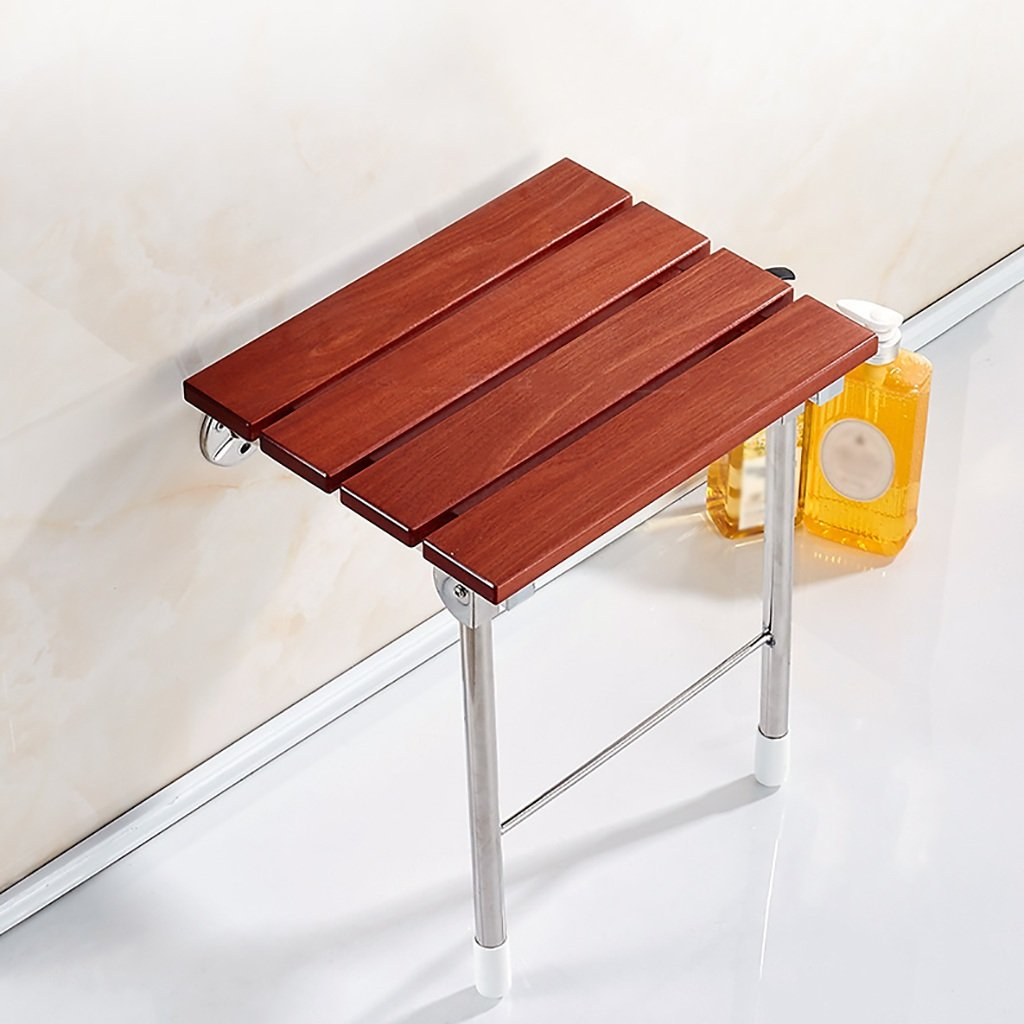 バスルームシート折りたたみシャワースツールスツールの壁フォールディングスツールバスルームの壁のスツールバスの椅子スツールのスツール B07DLQFSS6