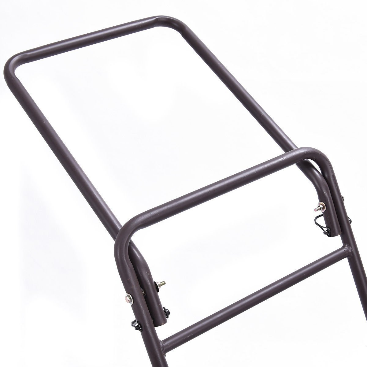 Goplus Folding Deer Game Cart Larger Capacity 500lbs Hauler Utility Gear Dolly Cart Hunting Accessories by Goplus (Image #8)