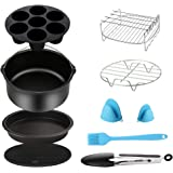 Air Fryer Accessories 9PCS for Gowise Gourmia...