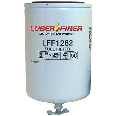 Luber-finer LFF1282-6PK Heavy Duty Fuel Filter, 6 Pack: Automotive