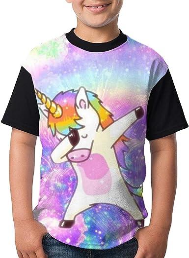 Swag - Camisetas de manga corta con diseño de unicornio para ...