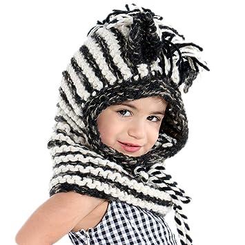 VAMEI Sombreros de Invierno para niños bf10a23b429