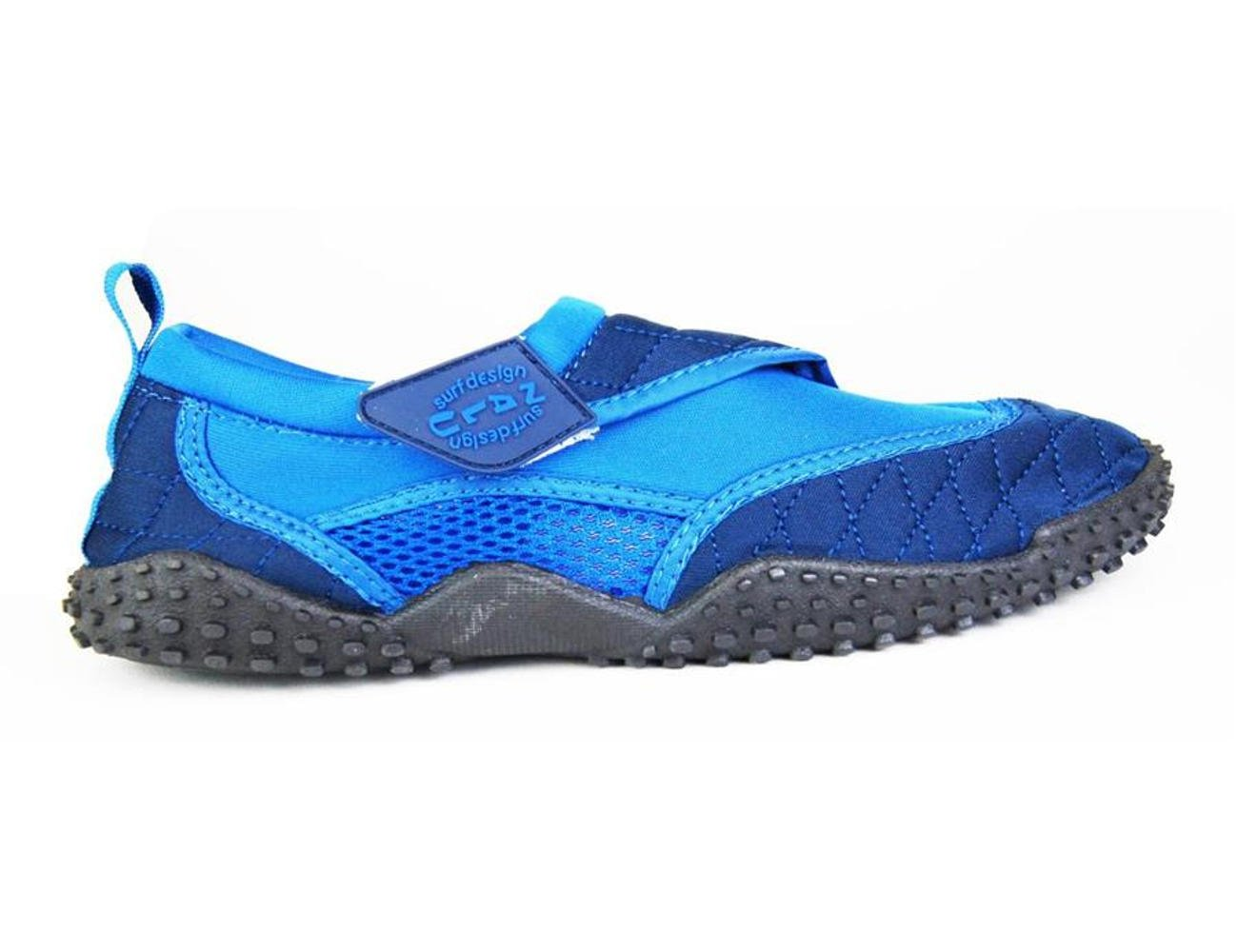 Nalu Velcro Aqua Combinaison de plongée Chaussures Enfant Tailles UK5 - UK9 Kandy Toys