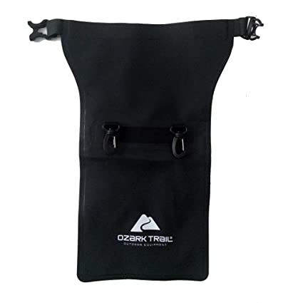 Amazon.com: Ozark Trail impermeable bolsa seca tablet, Negro ...