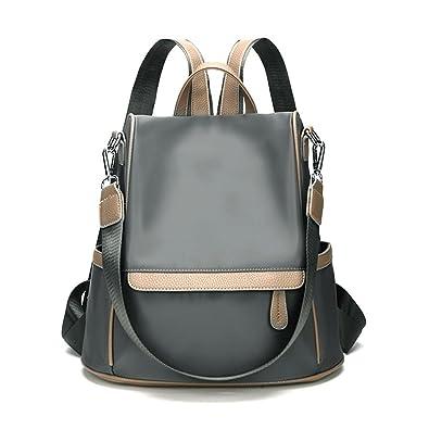 db95bc6554b9 Amazon.com  Olyphy Designer Nylon Backpack Bags for Women