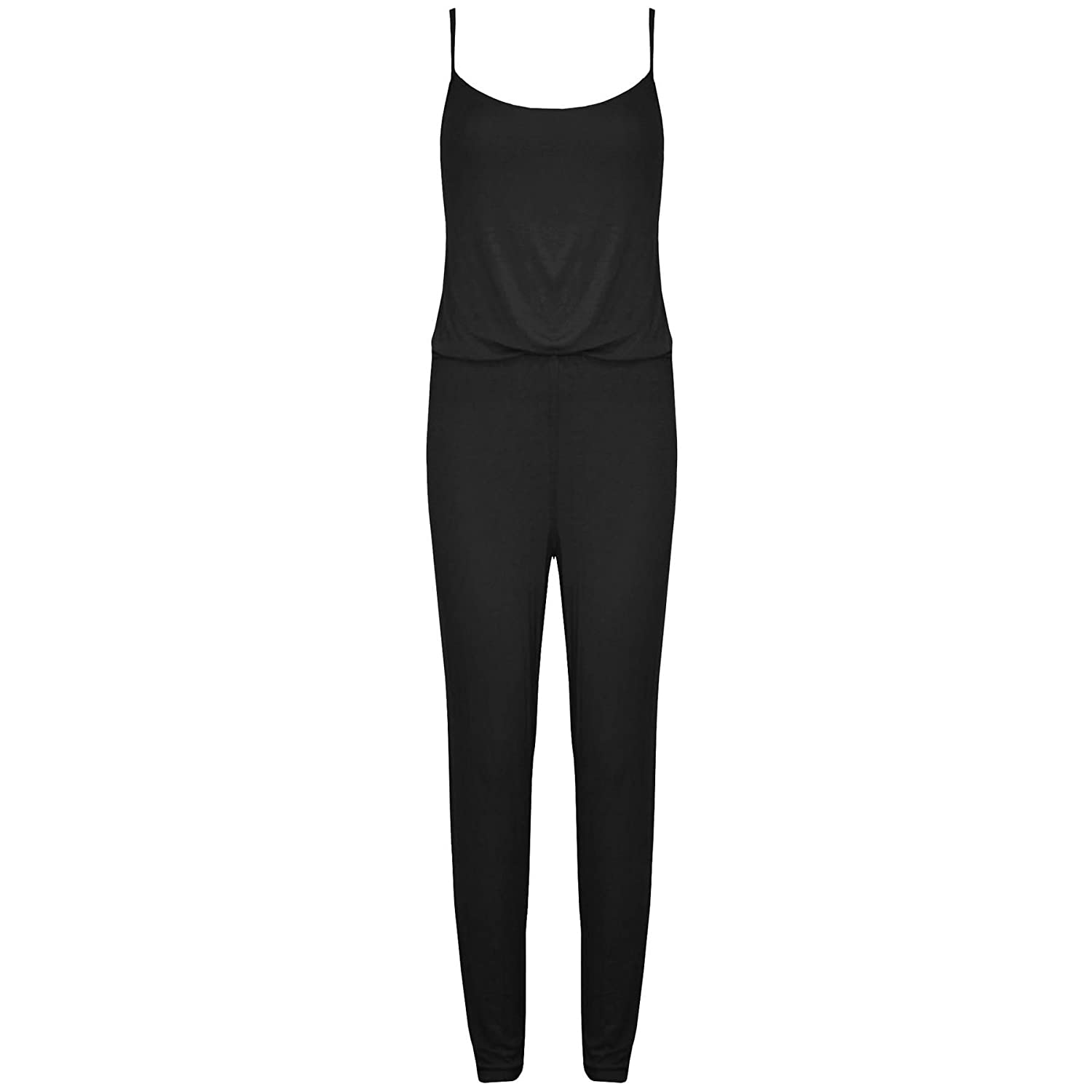 Pure Fashion Damen Jumpsuit Mehrfarbig