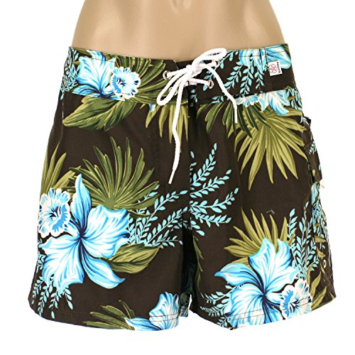 "Kechika Women's Board Shorts ""Temptation Island"" (12)"