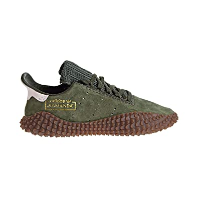 quality design 9691c 94a54 adidas Kamanda 01 Mens in Base Green, 7