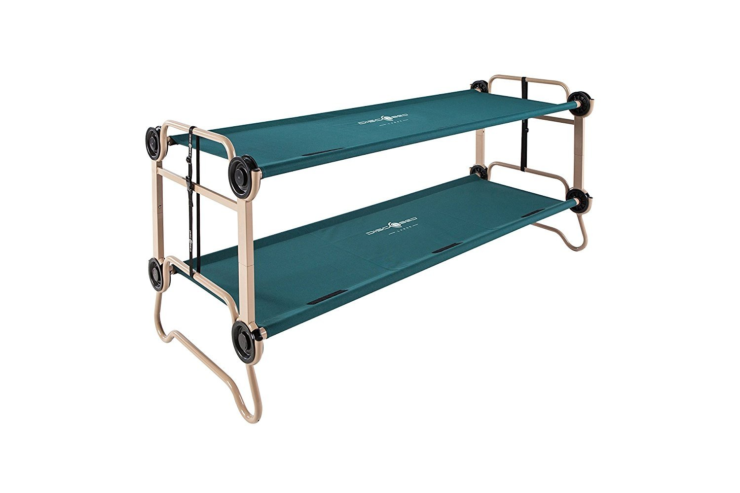 Cam-O-Bunk Large, Adult Camping Bunk Bed - Discobeds