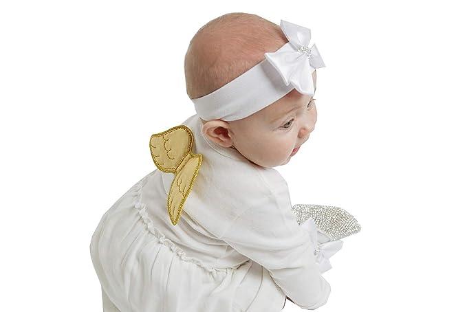 Amazon.com: Mini vestido de niña con alas de ángel: Clothing