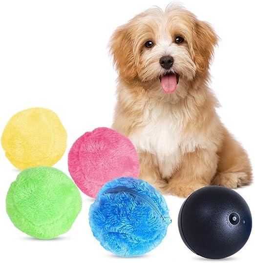 LILITRADE Magic Roller Ball Perros Pelota de Juguete Automático ...
