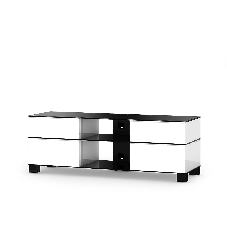 Sonorous MD 9240-B-HBLK-WHT TV-Möbel für 60