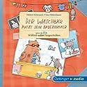 Der Waschbär putzt sein Badezimmer: Wirklich verrückte Tiergeschichten Hörbuch von Hubert Schirneck Gesprochen von: Bastian Pastewka, Annett Louisan