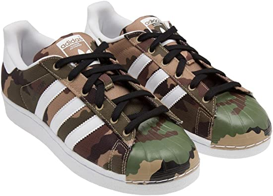 zapatillas adidas superstar camuflaje