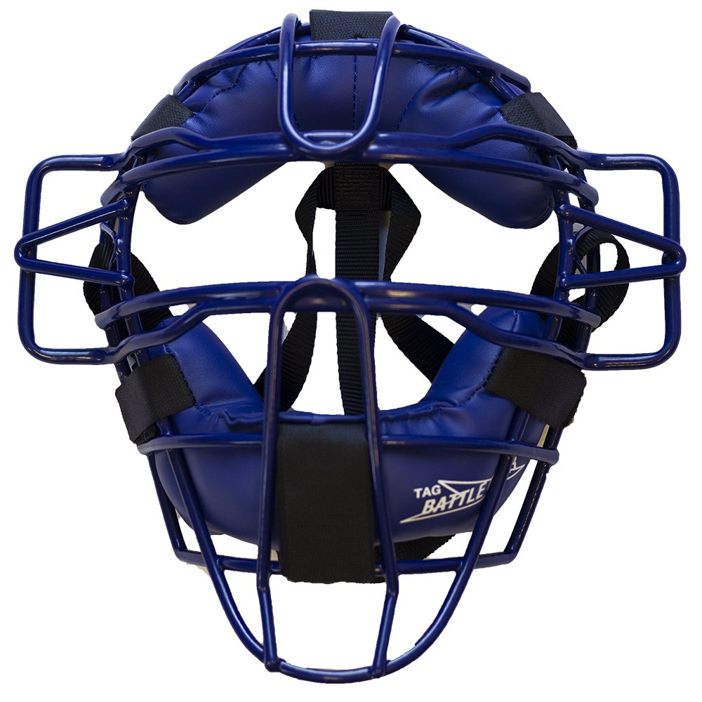 TAG Ultra Lightweight Catcher's Mask, Royal Blue by TAG