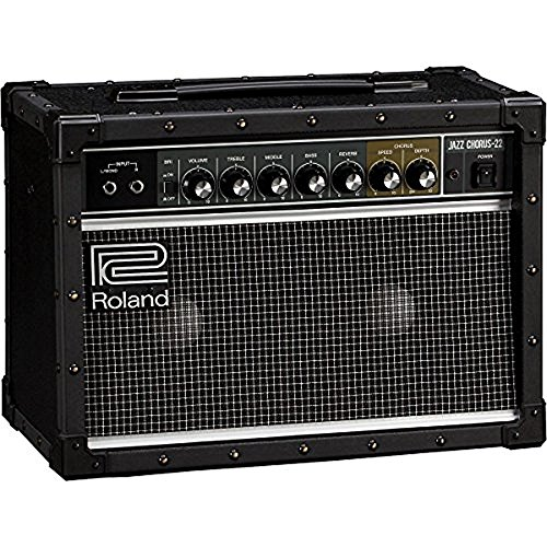 Amplifier 30 Watt Combo (Roland JC-22 Jazz Chorus 30-watt 2x6.5