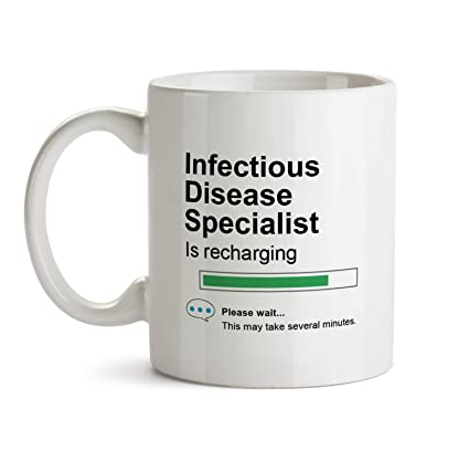 Amazon com: Infectious Disease Specialist Gift Mug - Best