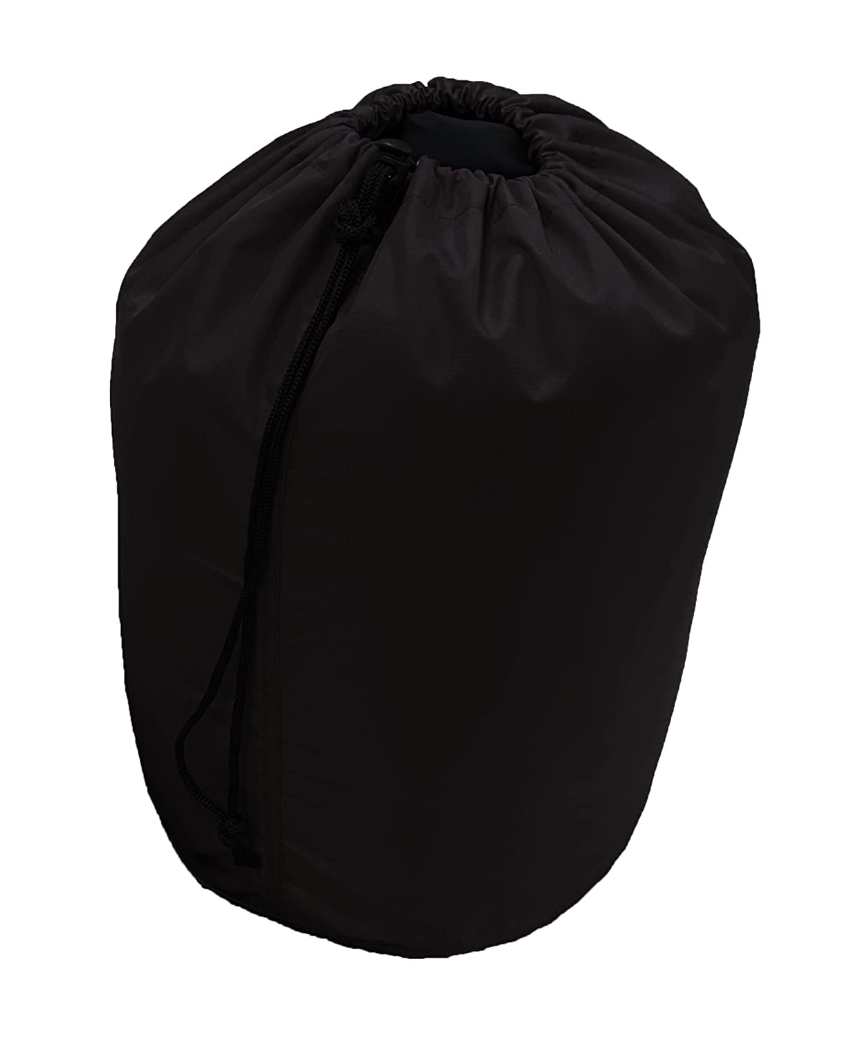 Amazon.com : Adoretex Stuff Sack Swim Parka Bag - ADULT - Black ...
