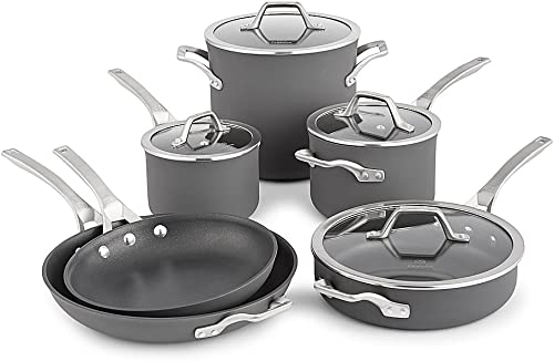 Calphalon Signature 10 Piece Set