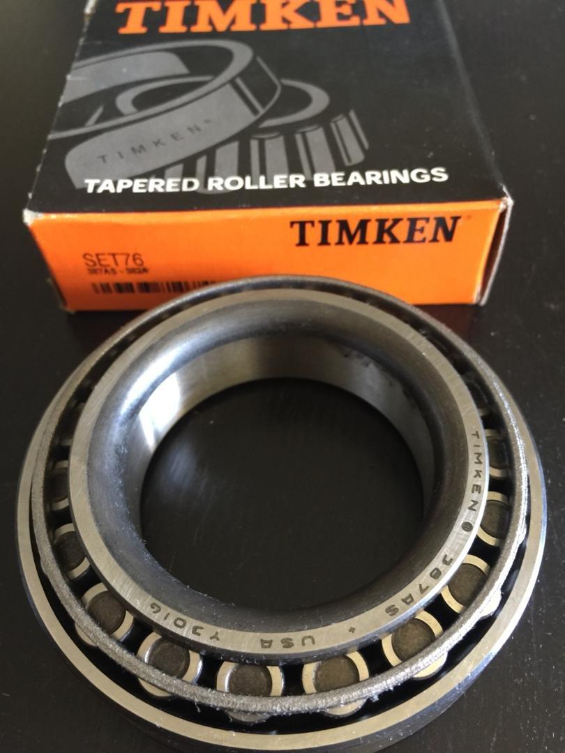 Timken SET118 Wheel Bearing and Race Set