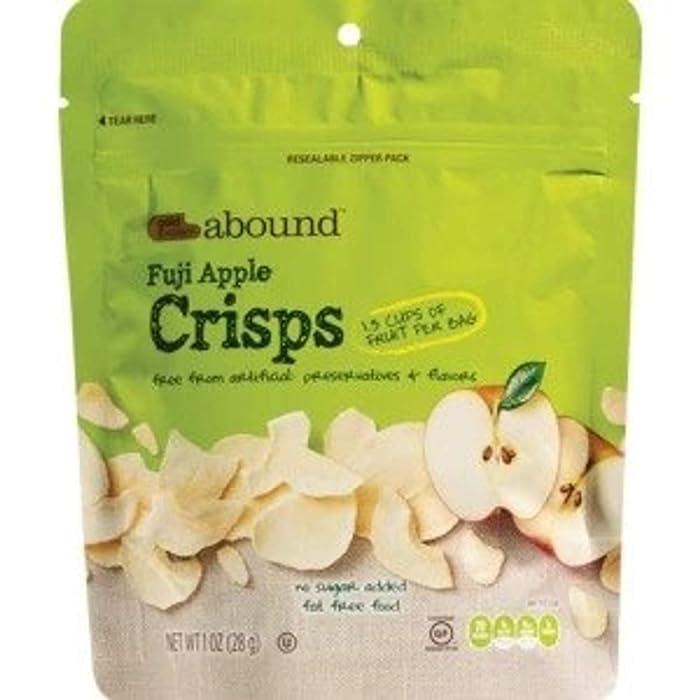 Top 10 Fuji Apple Crisps